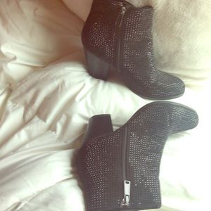 Juicy Couture booties